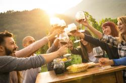 1 in 3 Wine Drinkers Don't Know They Can Drink Red Wine Chilled