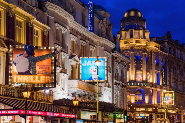 Curtain Up: A 72-Hour Theater Adventure in London