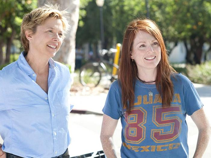 Annette Bening and Julianne Moore in 'The Kids Are All Right'