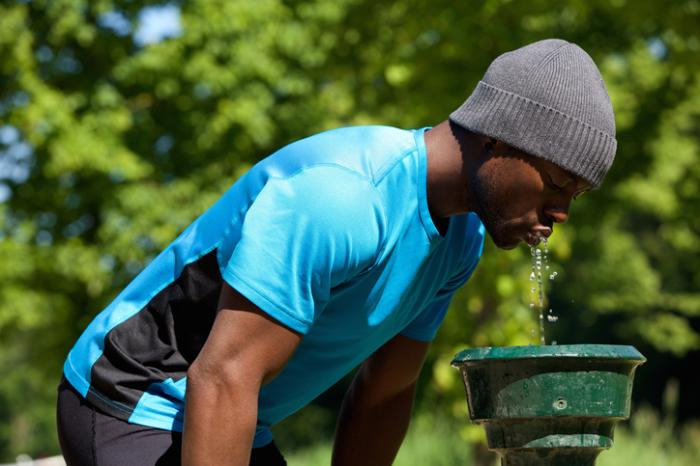 Is it Safe to Drink From a Water Fountain During the Pandemic?