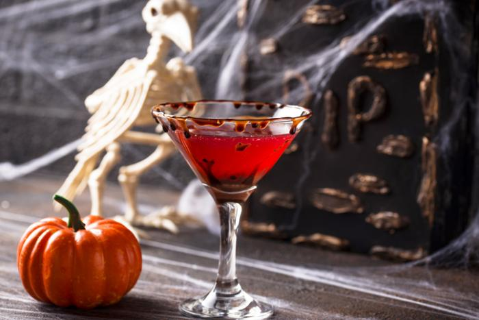 5 Halloween Cocktails Straight Out of Your Nightmares