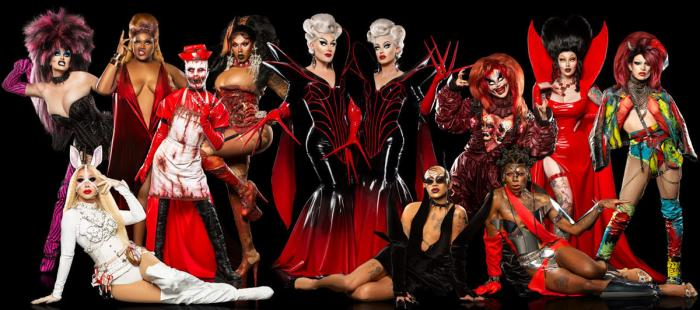 Review: 'Fear Factor' Meets 'Drag Race' in 'The Boulet Brothers' Dragula - Season 4'