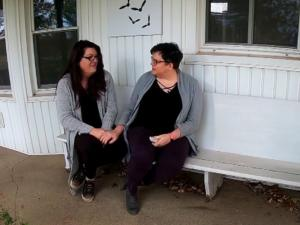 Watch: Trans Woman, Partner Say Bullet Smashed Their Window