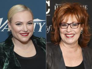 Meghan McCain Book Shares Why She Left 'Toxic' Times at 'The View'